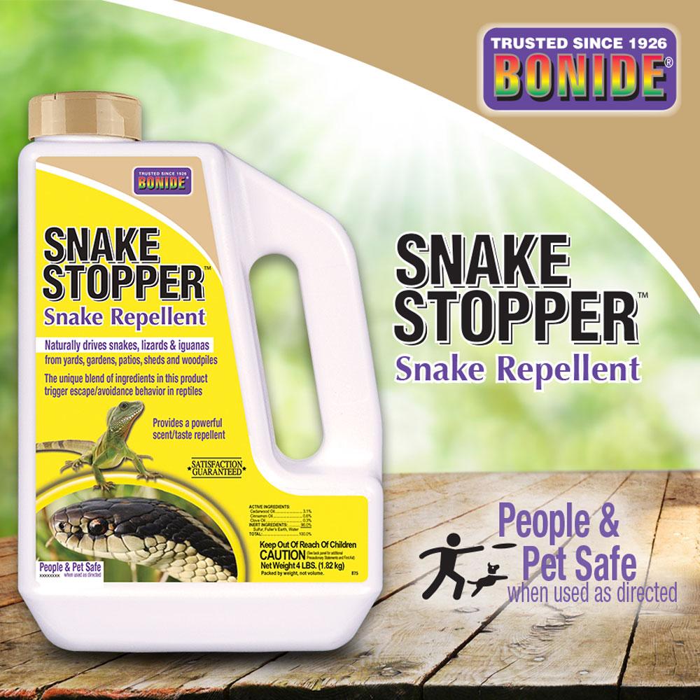 Snake Stopper™ Snake Repellent