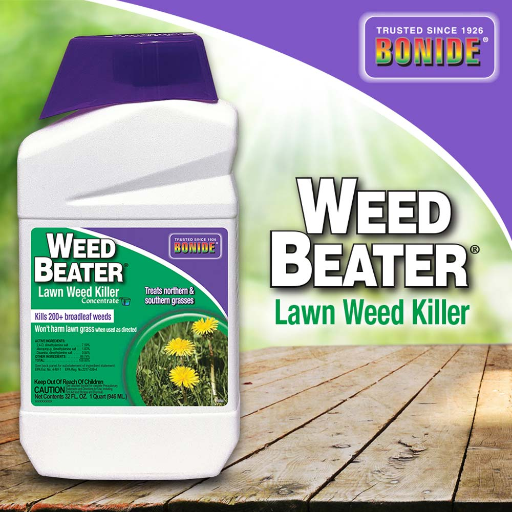 Weed Beater® Lawn Weed Killer Conc