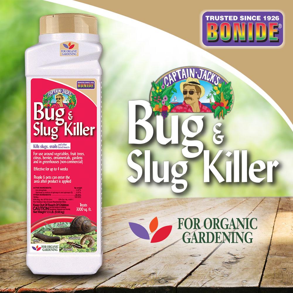 Bug & Slug Killer