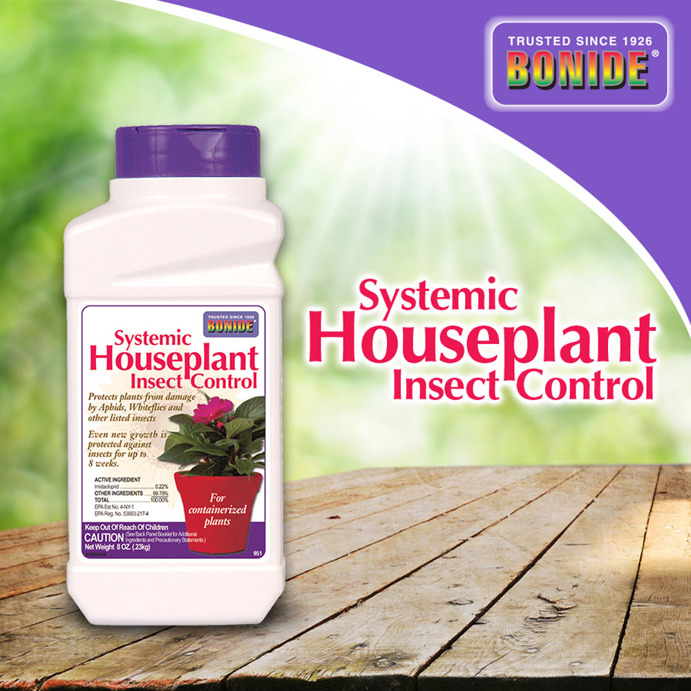 Systemic Houseplant Insect Control Granules