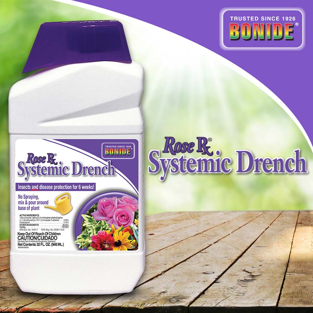 Rose-Rx® Systemic Drench Conc