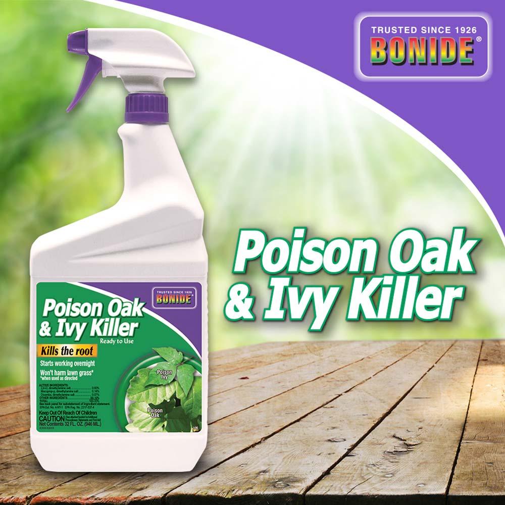 Poison Ivy & Oak Killer RTU