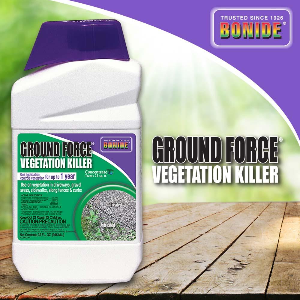 Ground Force® Vegetation Killer Conc