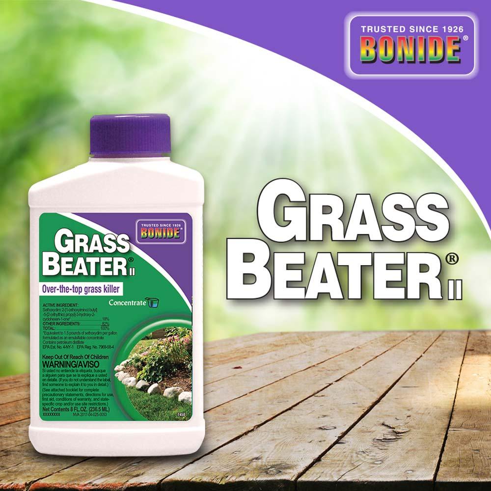 Grass Beater® II Grass Killer Conc.