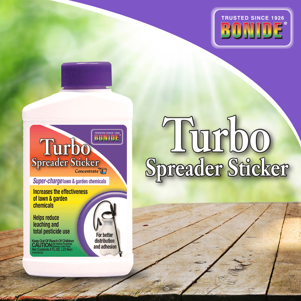 Turbo Spreader Conc