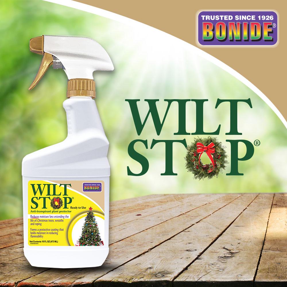 Wilt Stop™ Xmas Tree & Wreath RTU