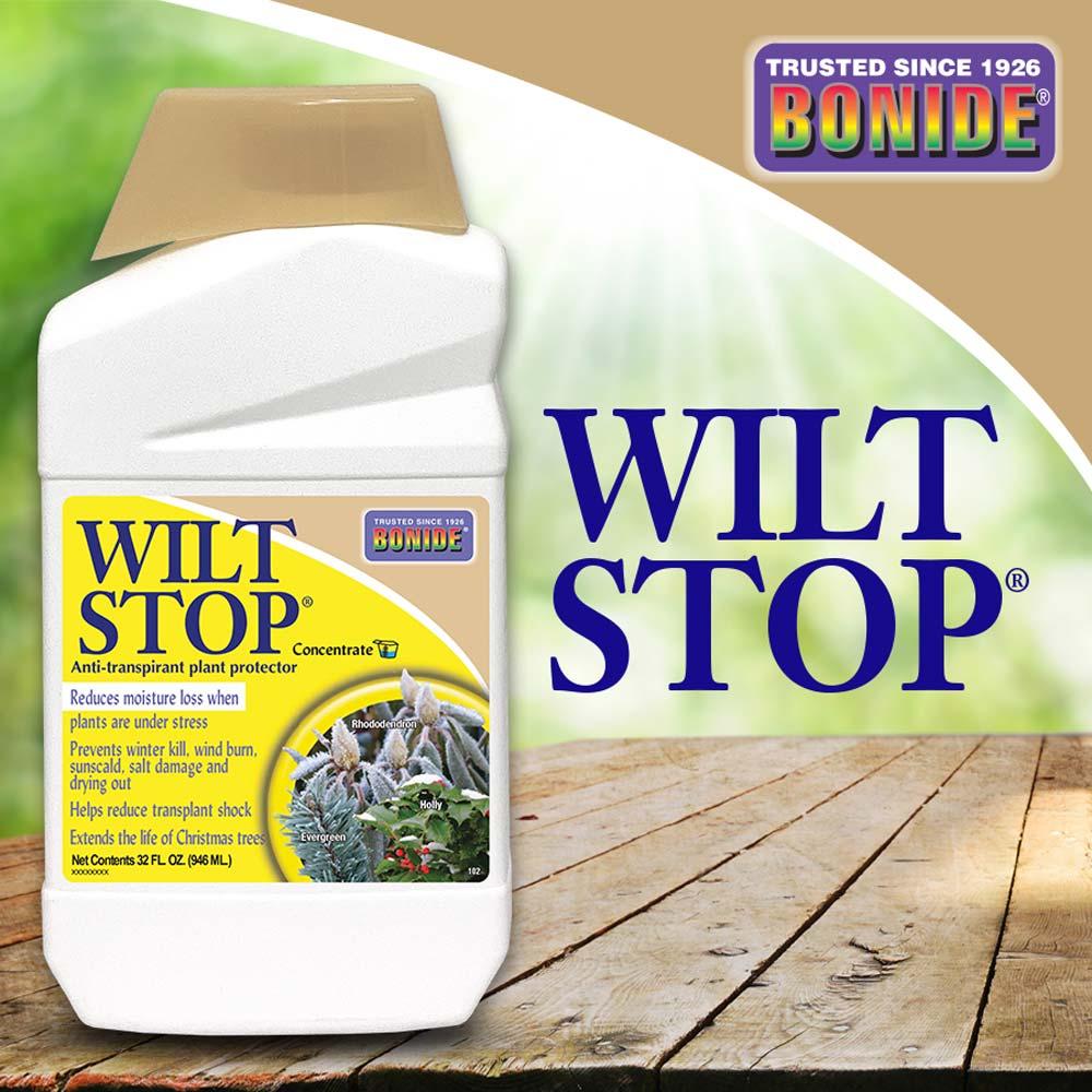 Wilt Stop Conc