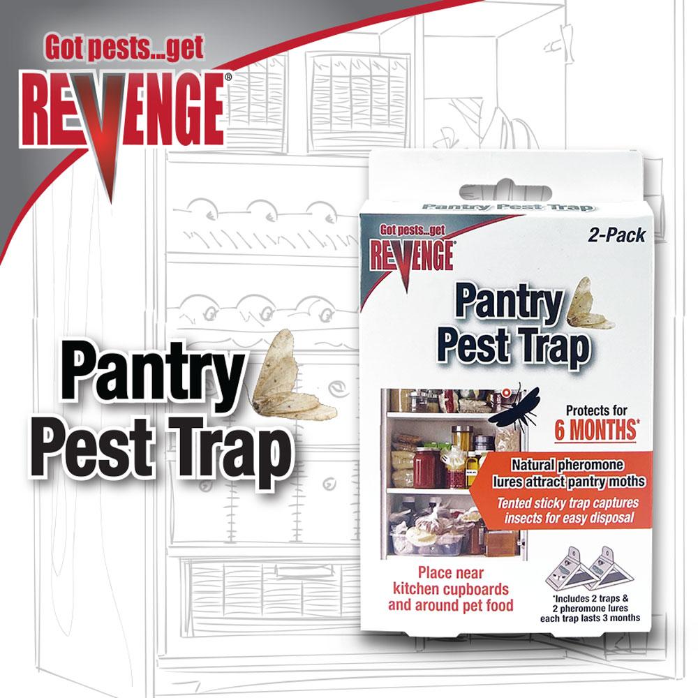 REVENGE® Moth Traps