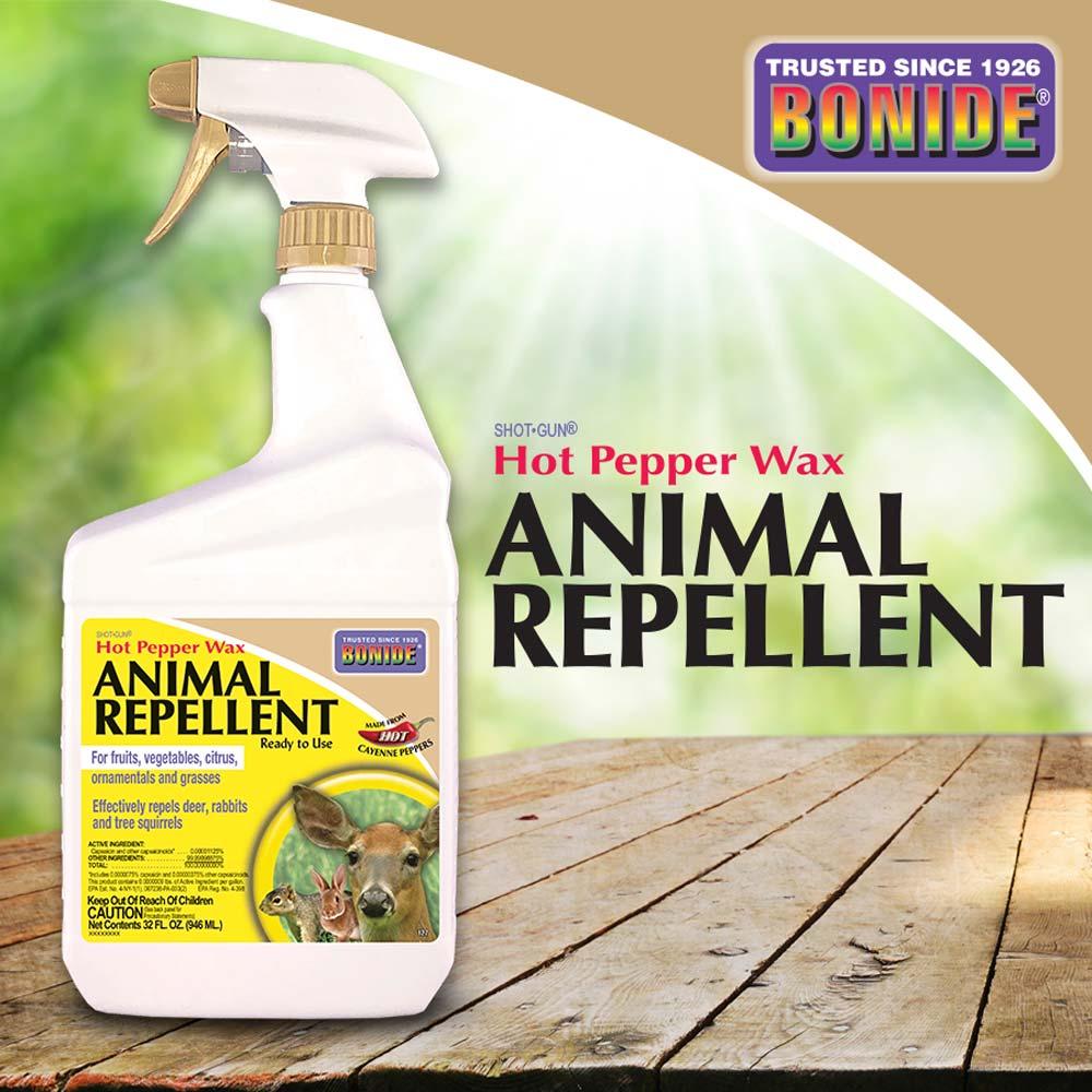 Hot Pepper Wax Animal Repellent RTU