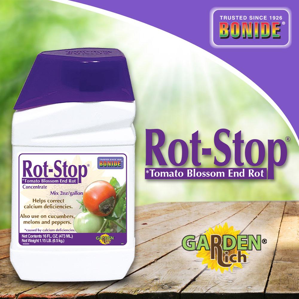 Rot-Stop® Tomato Blossom Set Spray Conc