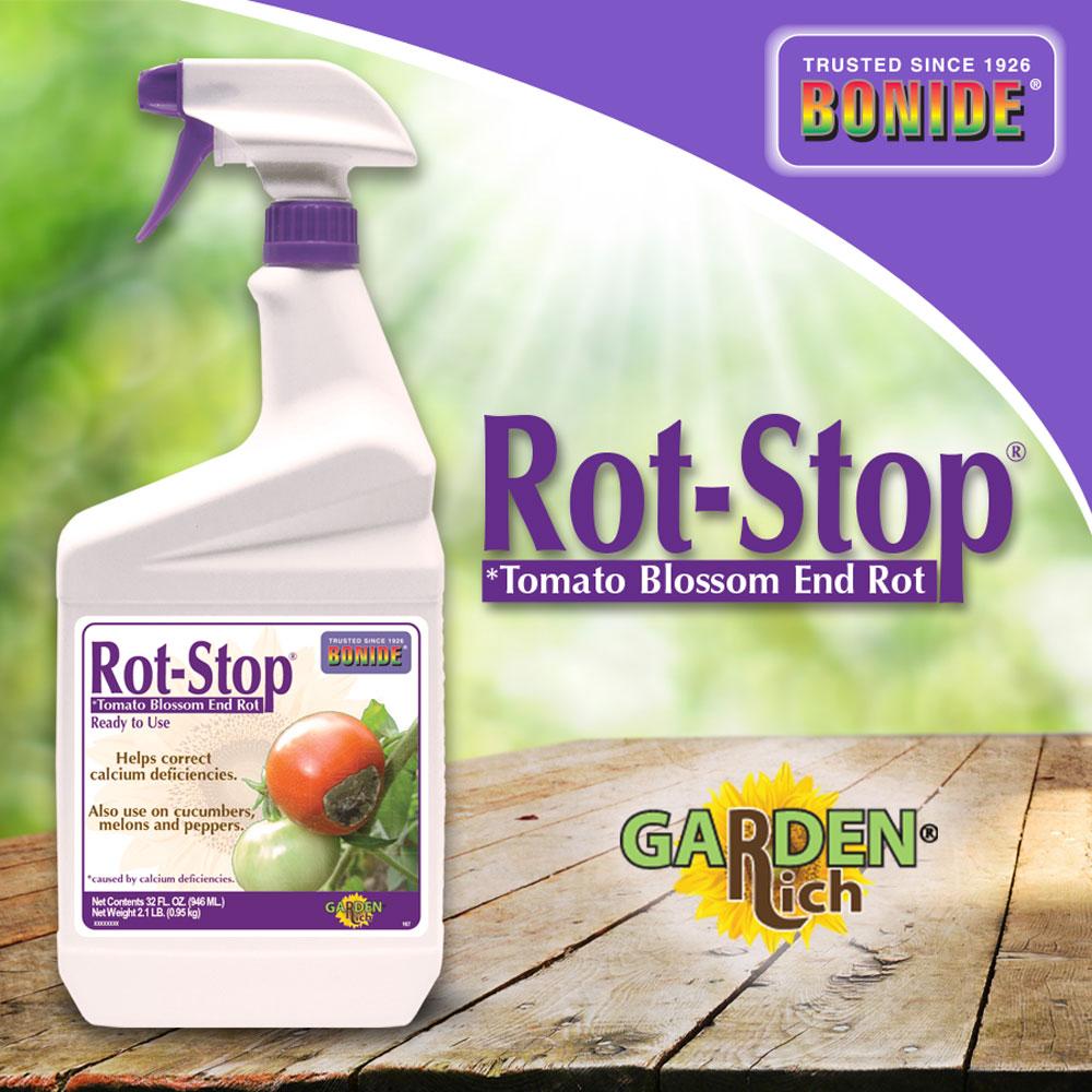 Rot-Stop® Tomato Blossom Set Spray RTU