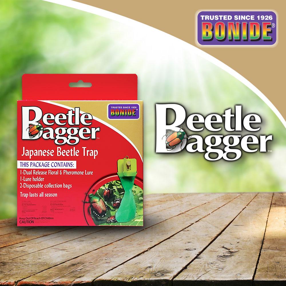 Japanese Beetle Bagger® Trap Kit