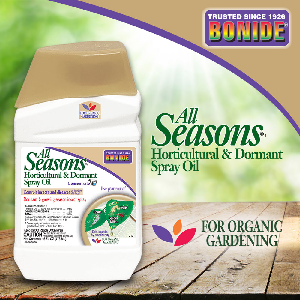 All Seasons® Horticultural Oil Conc
