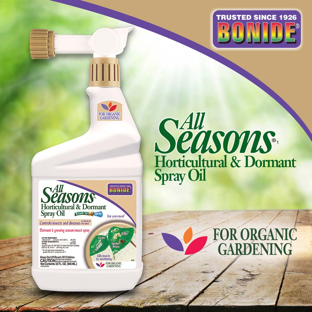 All Seasons® Horticultural Oil RTS