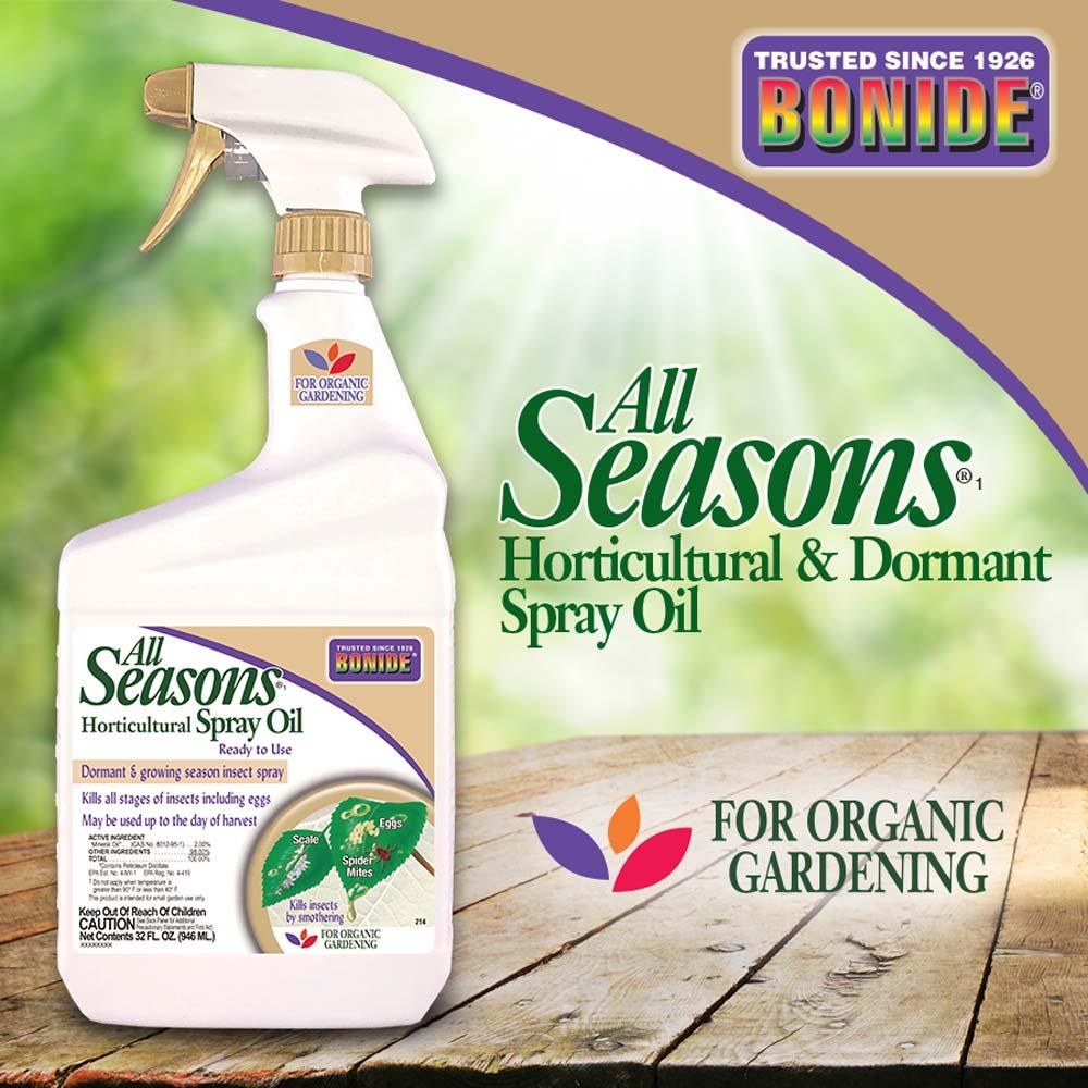 All Seasons® Horticultural Oil RTU