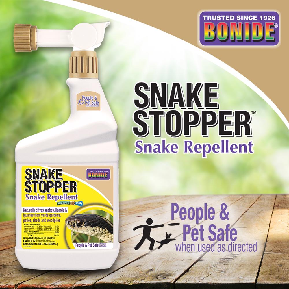 Snake Stopper™ Snake Repellent RTS