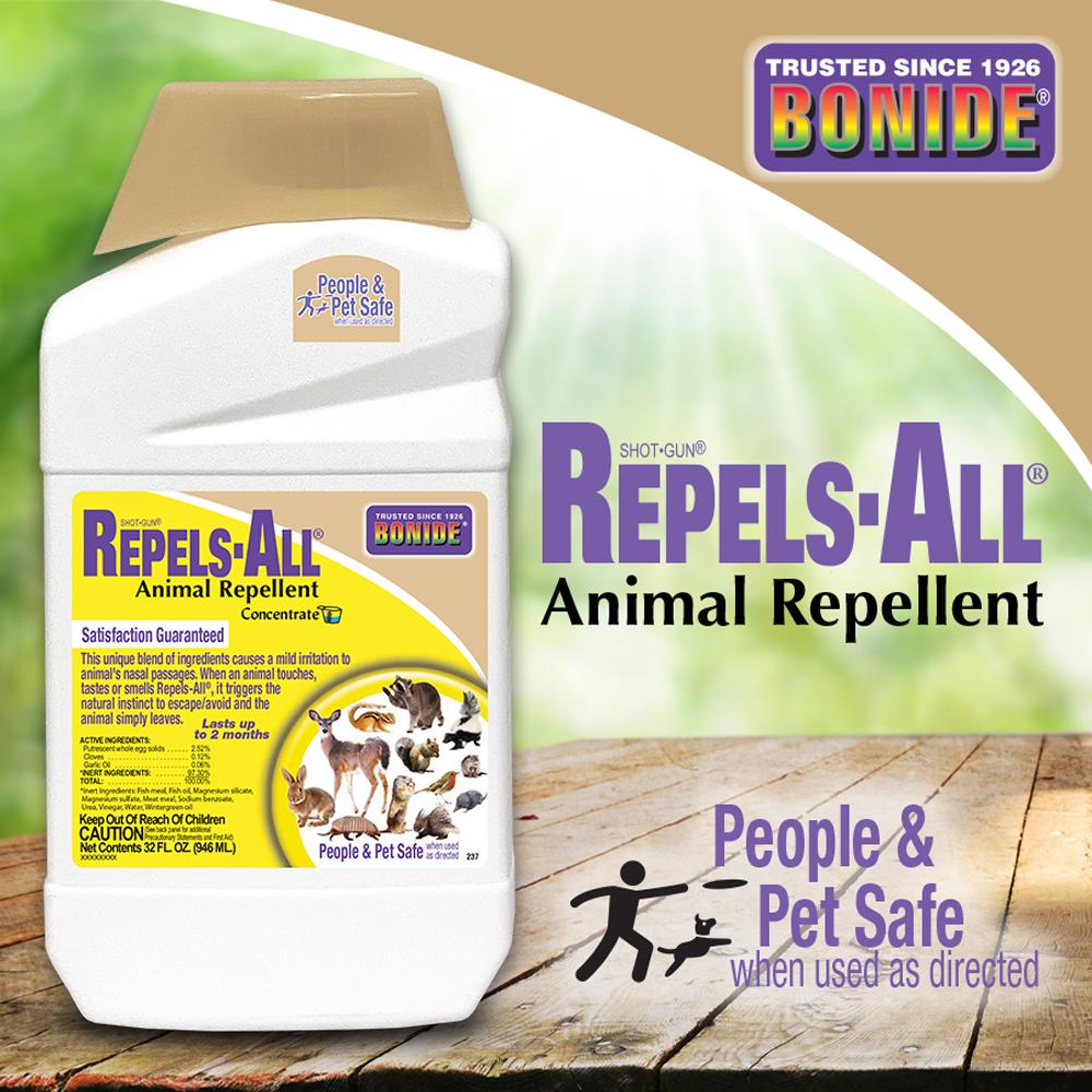 Repels-All® Animal Repellent Conc