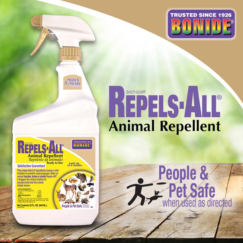 Repels-All® Animal Repellent RTU