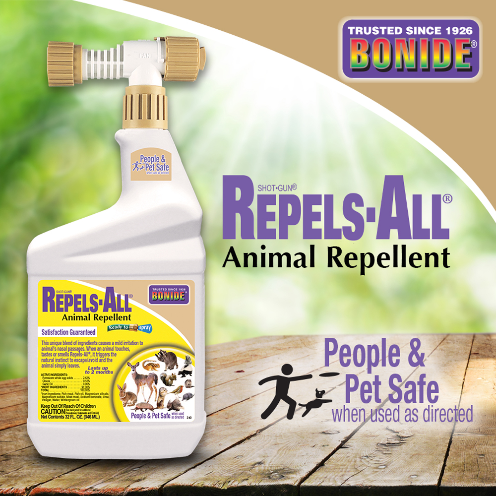 Repels-All® Animal Repellent RTS
