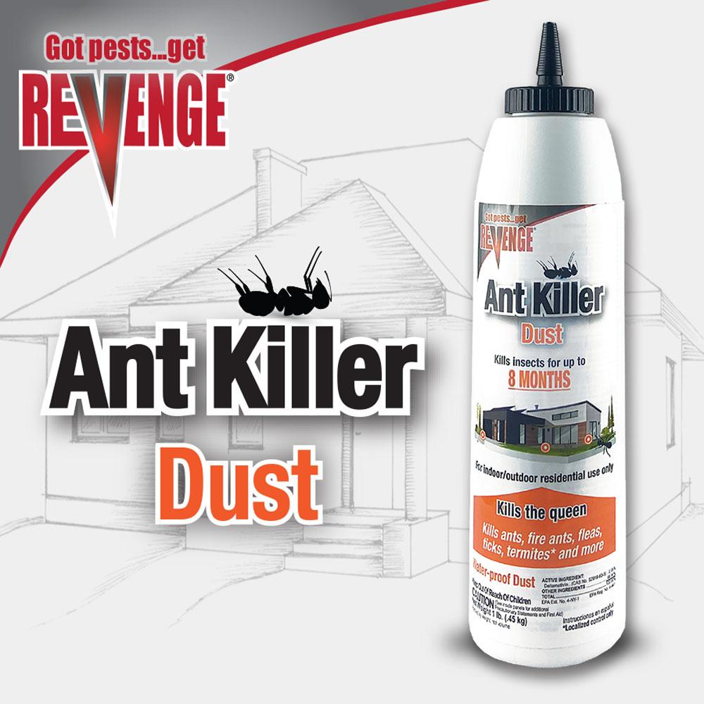 Revenge® Ant Killer Dust