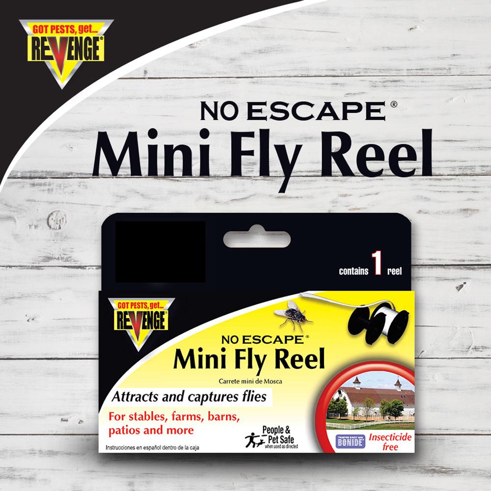 REVENGE® Mini Reel Kit Sticky Fly Tape