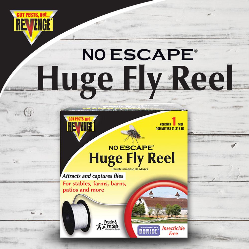 REVENGE® Huge Sticky Fly Tape