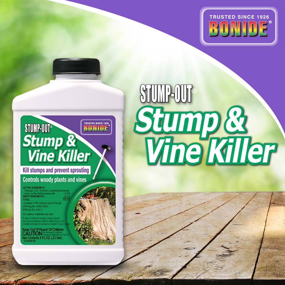 Stump & Vine Killer Conc