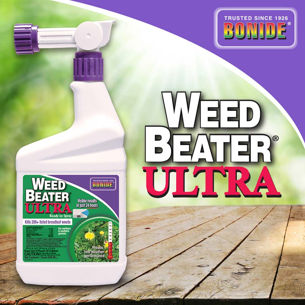 Weed Beater® Ultra RTS