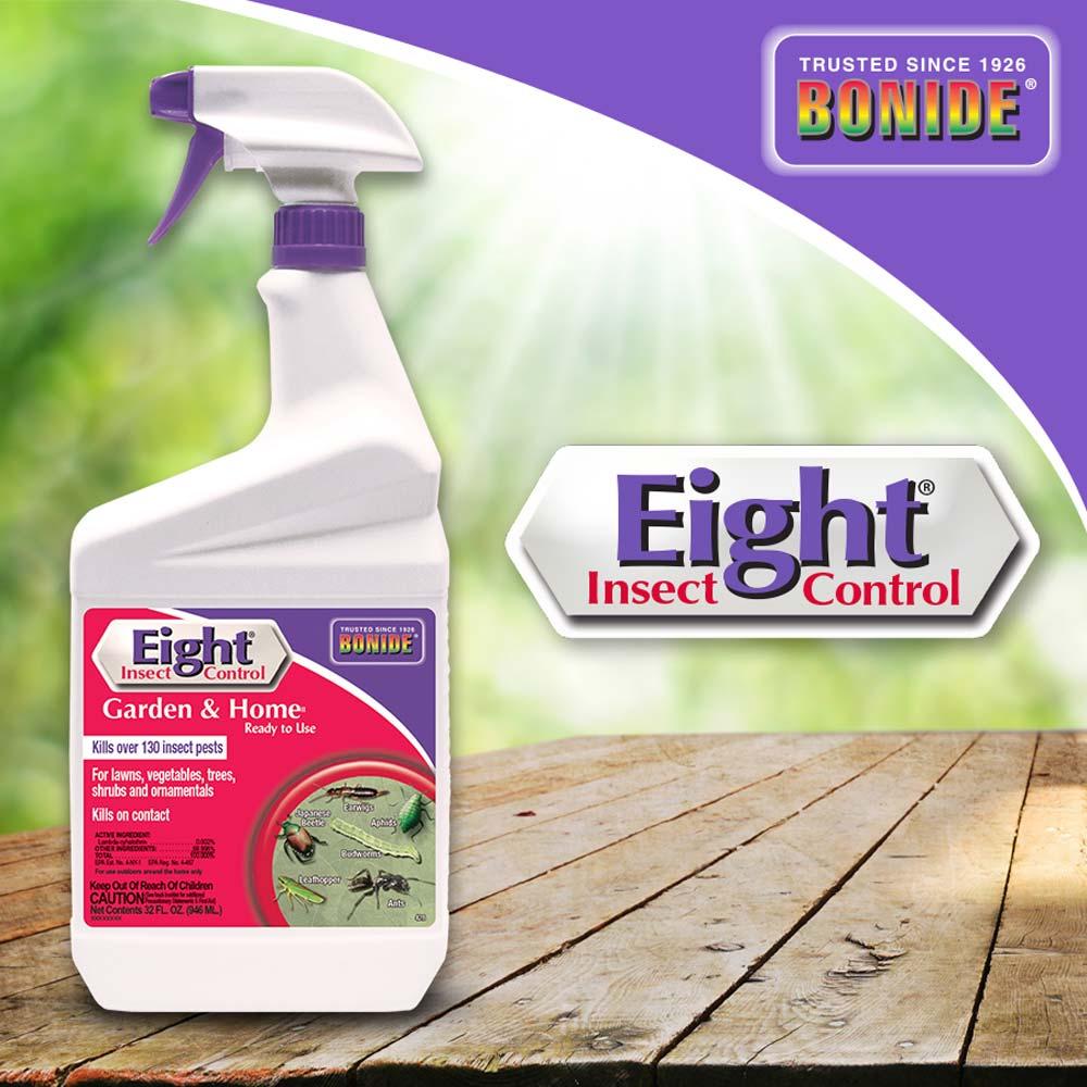 Eight® Garden & Home RTU