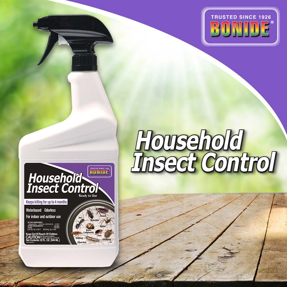 Household Insect Control RTU