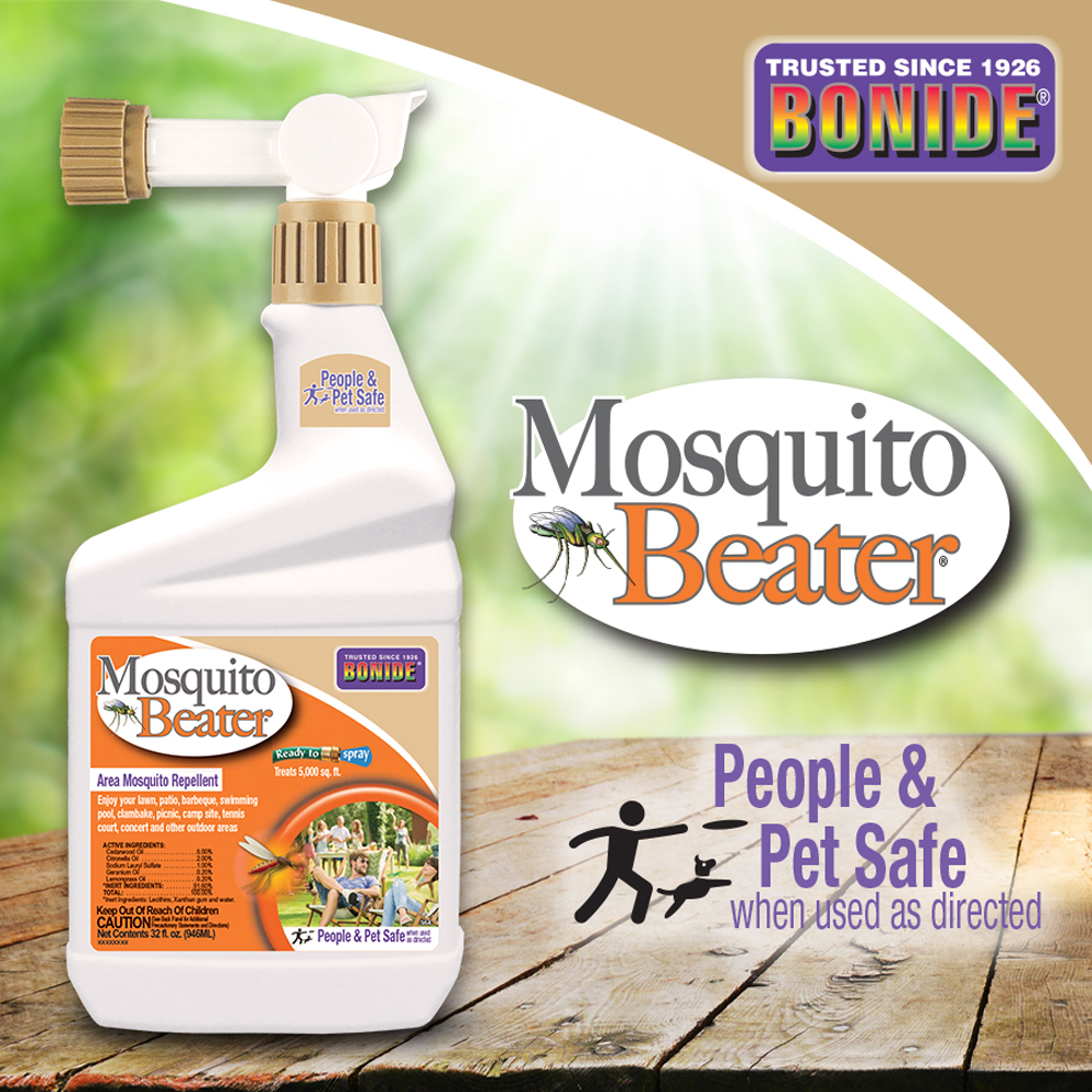 Mosquito Beater® Natural RTS