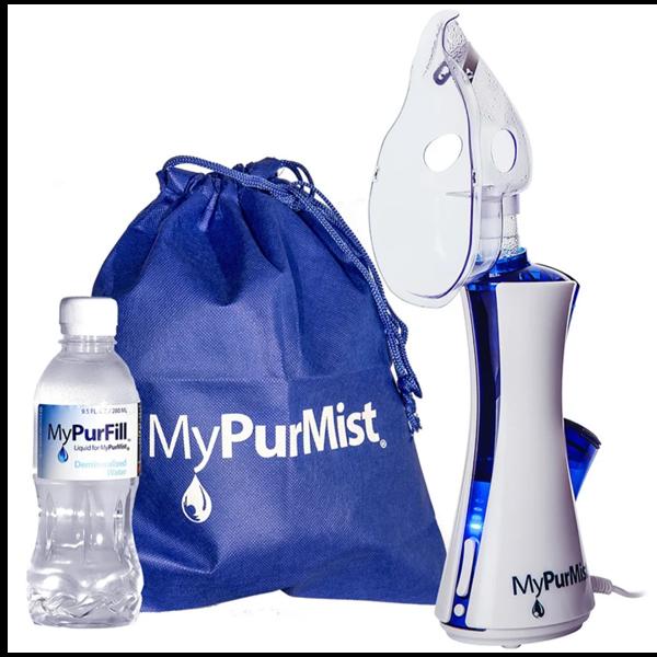 MyPurMist Classic Handheld Steam Inhaler / Humidifier / Vaporizer